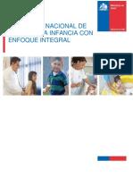 Programa de Salud de La Infancia