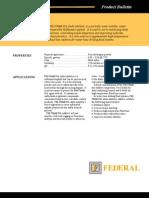 Fed Prime Sol - Sulfonated Asphalt