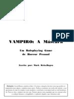 Vampiro A Mascara 2° edição