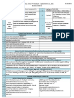 Shandong Kerui Petrochemical Equipment CO.-business Analysis