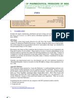 India OTC Profile 2008