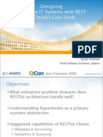 Designing Enterprise IT Systems with REST