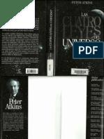 Peter Atkins_Las Cuatro Leyes Del Universo