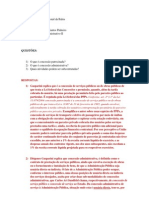 Questões ADM II 22.08.13