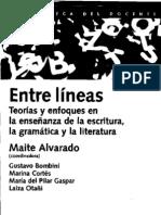 Maite_Alvarado_Enfoques de la ense€¦ñanza de la escritura