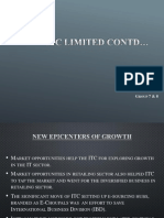 ITC Limited (New Epicenters of Growth).pptx