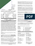 Bulletin September 1, 2013