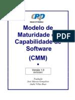 Vilas Boas - Modelo de Maturidade de Capabilidade de Software CMM