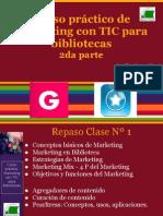 Marketing con TIC-Teoría Clase Nº 2- Marketing