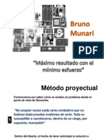 Metodo Proyectual Bruno Munari_di