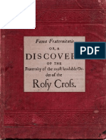 Unknown - Fama Fraternitatis