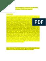 Primera Edicion Informe Economia y Derechos Humanos