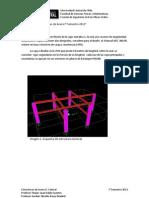 Tarea N°3 Estructuras de Acero I° Semestre 2013