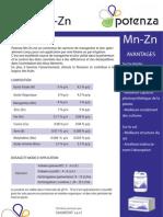 Potenza Mn-zn Anverso