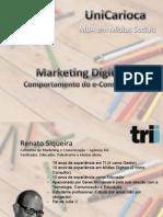 Comportamento do Consumidor (Parte 01) - MBA de Mídias Sociais - UniCarioca