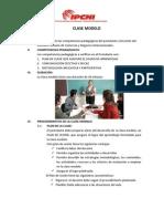 Guia de La Clase Modelo
