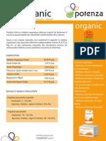 Potenza Organic