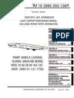 TM 10-3990-203-13P  RAMP, MOBILE LOADING