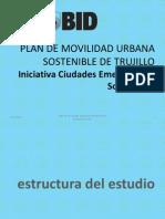 012 Plan de Movilidad en Trujillo Alberto Gonzalez