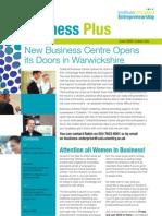 Institute for Applied Entrepreneurship Newsletter Issue 6