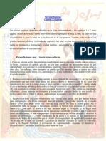 Ficha XVIII Moradas