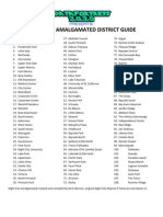 Cyberpunk 2020 - Datafortress 2020 - Night City Amalgamated District Guide