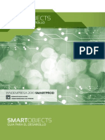 Desarrollo Smart Objects