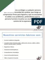 Carpeta de Servicios