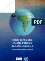 Garce, A., Uña G. (2010) Think Tanks and Public Policies in Latin America,