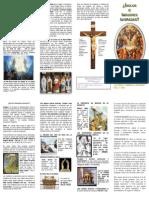Ídolos o Imagenes Sagradas (folleto3)