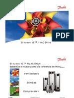 VLT HVAC Drive Spanish
