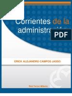 Corrientes de La Administracion