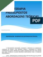 ABORDAGENS TEORICAS11111