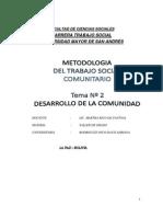 2 Desarrollo de la comunidad.pdf