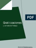 Gratificaciones y Jornada Laboral