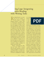 English Teaching Forum (2011) - Reading Logs