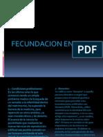 Presentación de fecundacioin in vitro