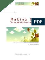 Making of No Tan Alejado de Mi Mente