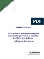 Dafo Personal 2edicion