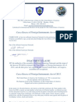 Cancellatura of Foreign Instruments Act of 2013