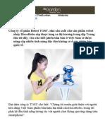 Shop Cửa hàng bán  đồ chơi Robot TOSY nhảy theo nhạc ở Hà NỘi giá rẻ nhất