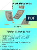 Exchange Rate Calculations