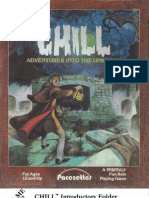PAC2001 - Chill RPG - Boxed Set