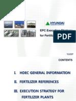 EPC Hyundai Project Structure - Fertilizer Plan