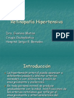 05-2) Retinopatía Hipertensiva