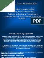 19.- Superposición