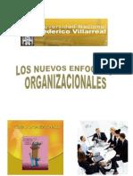 Los Nuevos Enfoques Organizacionales