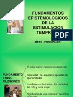 Fundamentos Epistemologicos de La Estimulaciontemprana