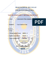 Manual de Fisiquimica I