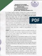 CAPI DECLARA COMPLETA